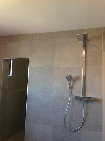 Salles de bains nos r alisations giovanni carrelages for Giovanni carrelage